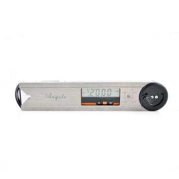 Sensor de medição de ângulo de aço, guiando o localizador digital de ângulos