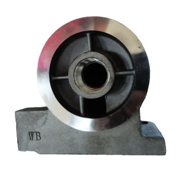 Parte de fundición usada en la industria