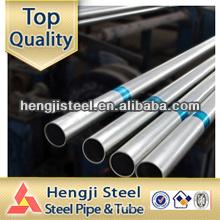 A boa qualidade do tubo de aço galvanizado astm a36