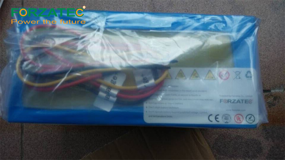 24V30Ah LiFePO4 Lithium-ion Battery