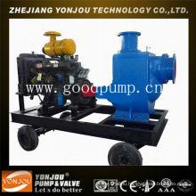 Zx Series Efficient Diesel Engine Self-Priming Pump
