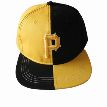 Fashion Custom Two Tone 6 Panel Snapback Cap/Hat