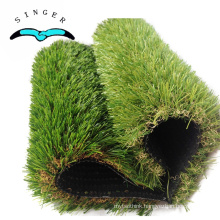 Qinge Manufacturer 10-50mm High Quality Artificial Lawn Grass Fireresistance