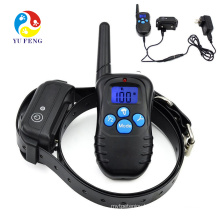 Electric shock pet training collar for dogs IP7 diving waterproof remote dog training collar Electric shock pet training collar for dogs IP7 diving waterproof remote dog training collar