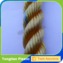 hdpe monofilament rope brown pp rope