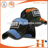 Wholesale custom embroidery patch trucker cap/mesh hats