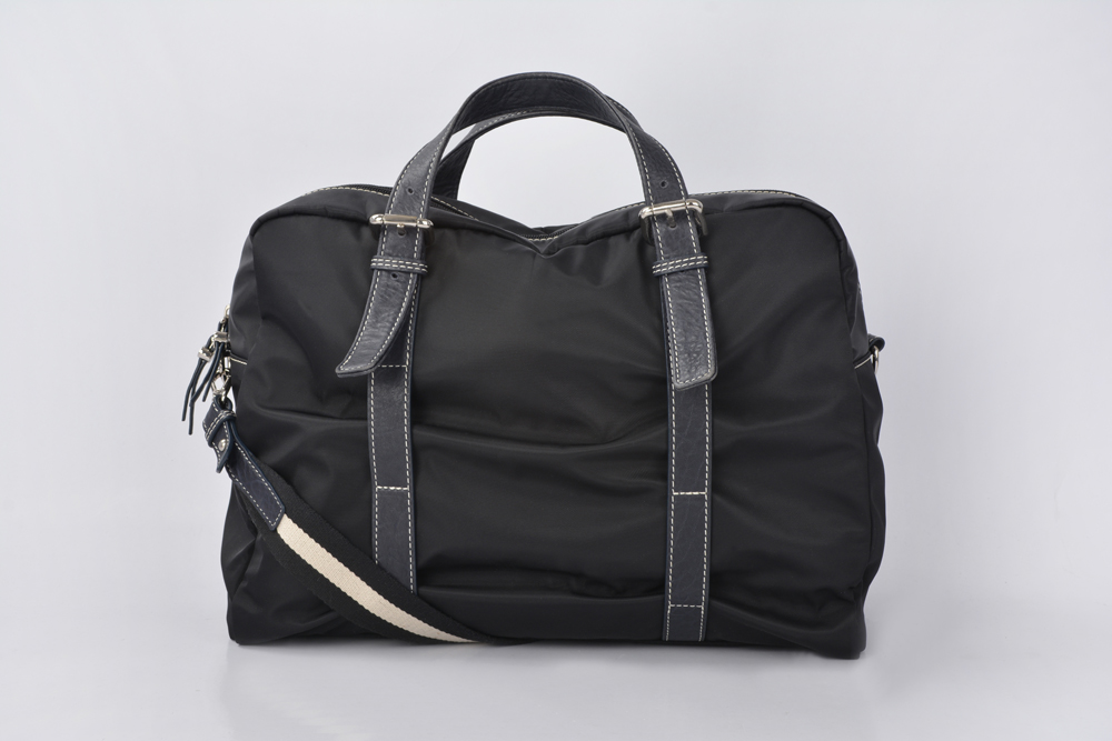 foldable young sports fashion nylon travel bag