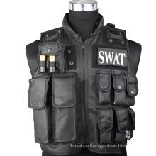 Swat Police Tactical Vest for Airsoft Military Safety Vest Bulletproof Vest