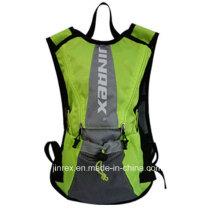 Hidratación al aire libre de agua corriente Camping Sports Backpack