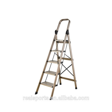 Folding Ladder Four /Five Steps Aluminum Ladder Home Use Durable Folding Ladder