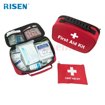 Bolsas de botiquín de primeros auxilios de auto rescate al aire libre