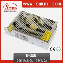 30W 5V24V Dual Output Power Supply Switching