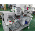 2 Head Computerized Tubular Embroidery Machine Cap, T Shirt&Flat Embroidery OEM-1202/902C