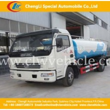 Small Dongfeng 4000-5000L 120HP Water Sprinkler Truck