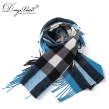 Alibaba Ladies Neck Scarves Shawls Colorful Winter Plaid Cashmere Scarf For Warm