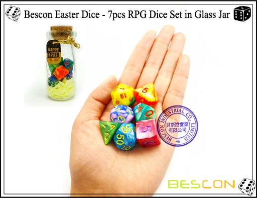 Bescon Easter Dice (2)