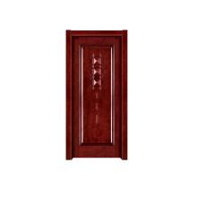 Puerta de madera sólida puerta interior de madera de la puerta del dormitorio (RW030)