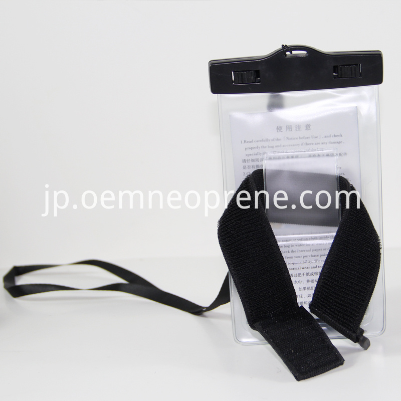 Waterproof Bags for iPhone With Band