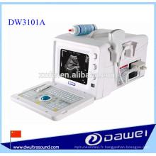 échographe pour appareil vétérinaire et échographie de grossesse pour moutons DW3101A