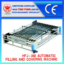 Quilt Filling Covering Machine Used in Production Line