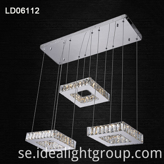 chandelier led hanging