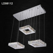 Arañas de cristal K9 de lujo, salas de banquetes