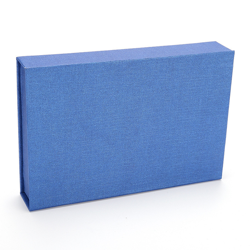 Book Shaped Magnetic Rigid Paper Gift Box