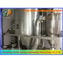 secador de pulverización al vacío