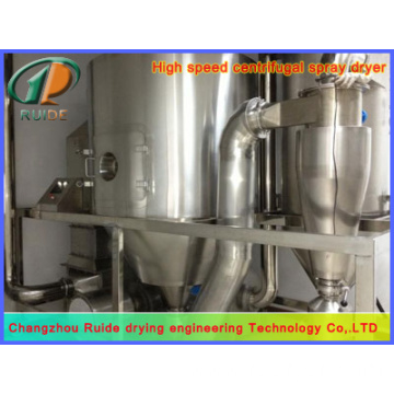 Spray dryer for bromelain powder