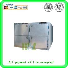 MSLMR04-a - Stockage frigorifique au four à froid / morgue bon marché avec compresseur Danfoss