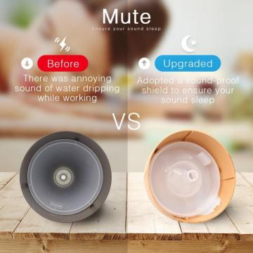 Diffuseur ultrasonique d'arome de Bluetooth Bluetooth de diffuseur 500ml