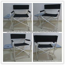 2013 New folding director chair / director chair with steel tube or aluminum tube