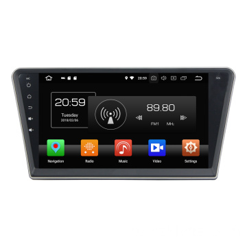 Android 8.0 car dvd для PEUGEOT PG408