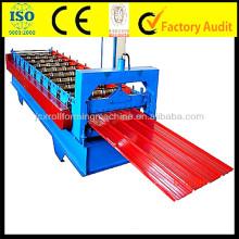 JCX Galvalume Dachblech Rollenformmaschine Hersteller