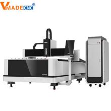 Metallfaser-Aluminium-Laser-Schneidemaschine