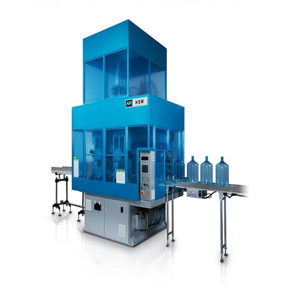 PC Water Bottle Making Machine