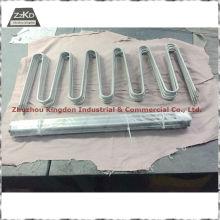 Filtro de calentamiento de tungsteno-alambre de tungsteno-alambre trenzado de tungsteno