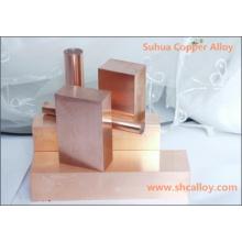 Placas de aleación de cobre