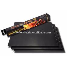 PFOA free 0.3mm most heavy coating teflon bbq grill mat 2016 new product