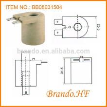 Tipo de inserto eléctrico DC 24V Refrigeration Valve Coil