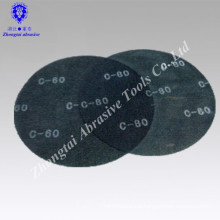 "5""/6"" 40-320#aluminum oxide COARSE MESH Round abrasive screen sheet"