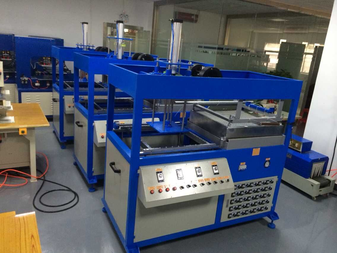 blister forming machine (new color)