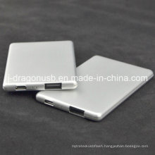 Aluminum Business Card Shape 4000mAh Power Banks Pw019