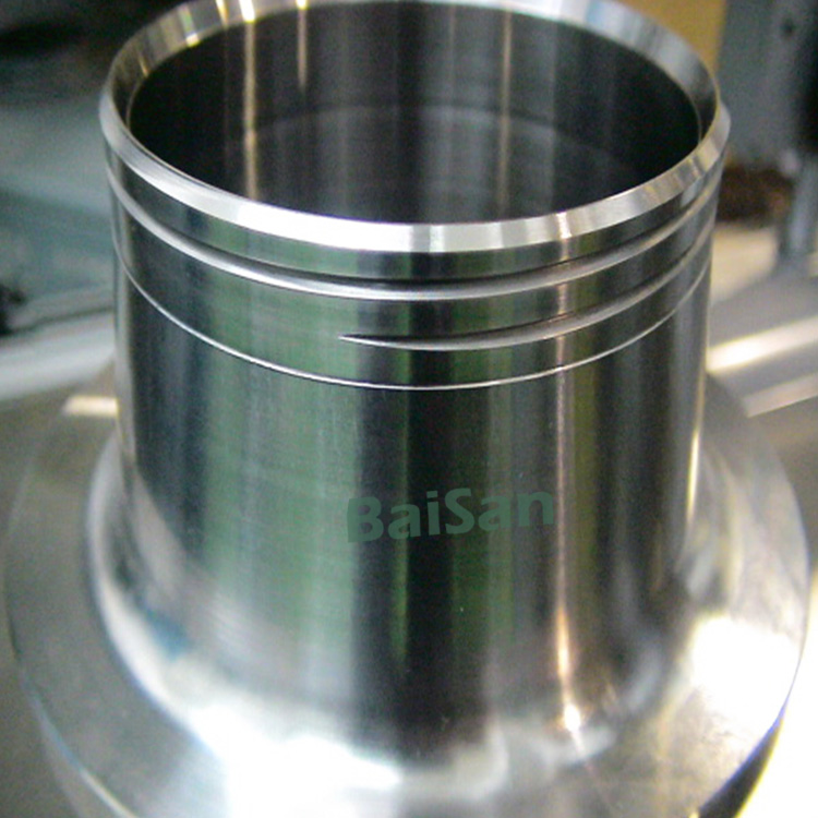 Machining Of Large Flange Hardened Steel Mechanical Parts China Manufacturers And Suppliers