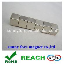 10x10x10mm Никель покрытием Лоус магниты