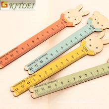 2016 Hotsale Plastic 15cm Promotional Scale Ruler