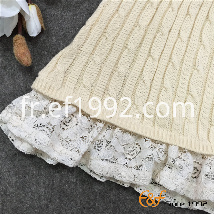 lolita style knitted sweater for girl