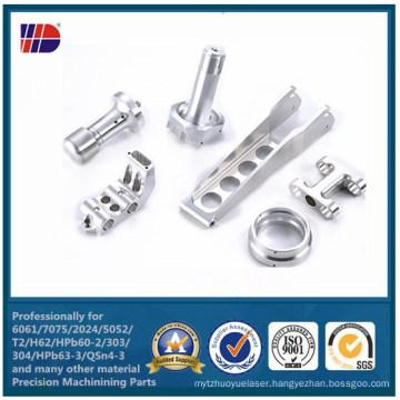 High Precision Metal Lathe Machined Parts (WKC-204)