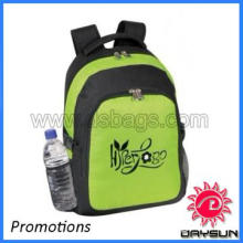 Wholesale custom logo bottle holder backpack
