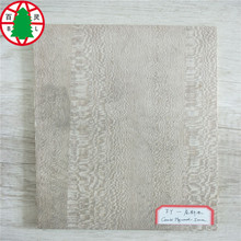 Lacewood Veneer laminated furniture grade plywood